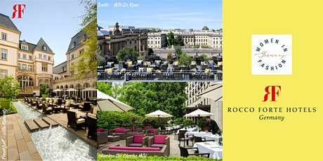 Ladies Business-Lunch powered by Rocco Forte Hotels, Germany Tickets