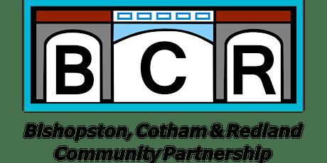 BCR Community Partnership Public Forum tickets