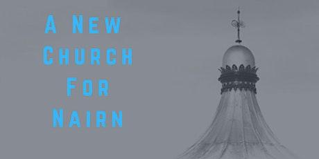 Nairn Church Plant Vision Night tickets