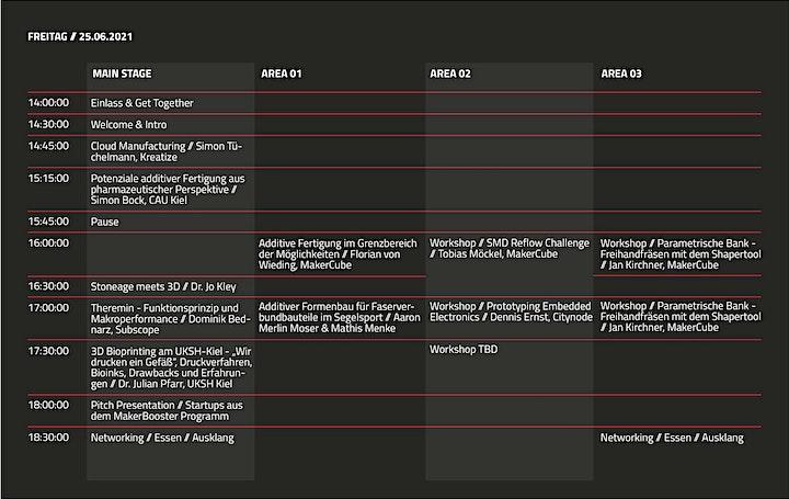 rethink MANUFACTURING // The MakerCube Conference: Bild