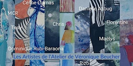 Exposition des artistes de l'atelier de Véronique Beucher billets