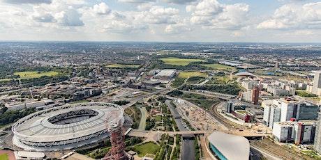 LISW Webinar: Green Flag Award / Olympic Park-Landscape Management Quality tickets