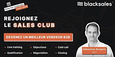 Sales Club By Blacksales billets