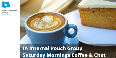 IA Internal Pouch Group - Morning Coffee & Chat - It's good to talk tickets