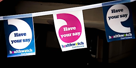 Healthwatch East Sussex Annual Event 2021 tickets