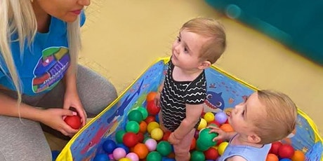 Parent & Baby/Toddler Group Messy Play Single Session tickets