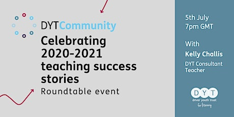 DYT Community roundtable: Let's celebrate success stories! tickets