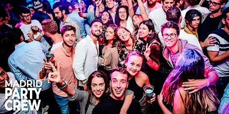 Pub Crawl Madrid COVID times ! entradas