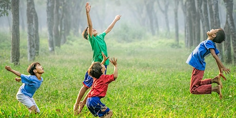 Ready or Not CPD Series, Session 3: Outdoor play & the importance of nature tickets