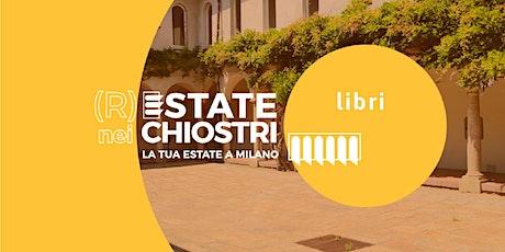 Presentazione Libri | L. Crovi in dialogo con C. De Rosa e A. Marini biglietti
