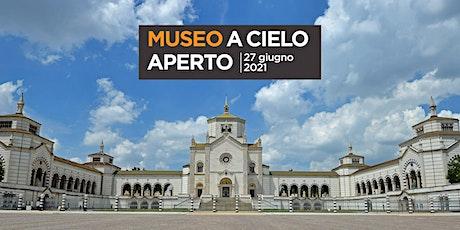 Museo a Cielo Aperto - Passeggiata tematica con Claudia Cannella biglietti