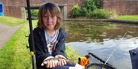 Free Let's Fish! - Market Harborough -Learn to Fish - Tackling Inequalities tickets