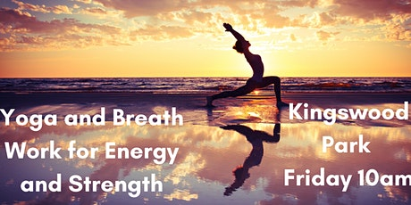 Morning Yoga and Breath Work - Energy and Strength tickets