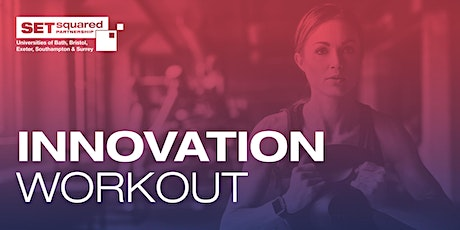 Swindon & Wiltshire Innovation Workout tickets