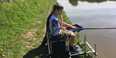 Free Let's Fish! - Wellingborough - Learn to Fish - Tackling Inequalities tickets