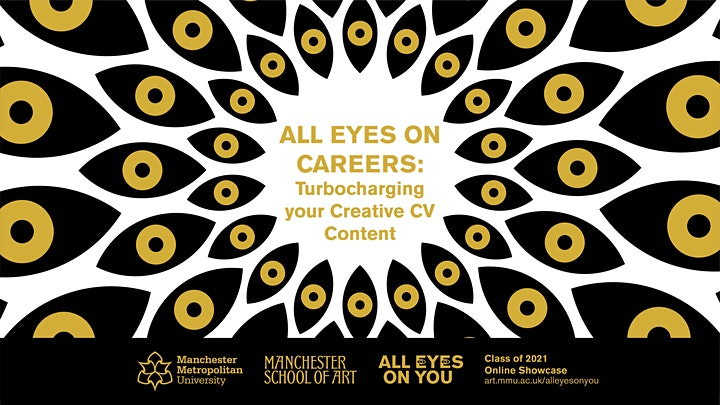 All Eyes On Careers: Turbocharging your Creative CV Content image