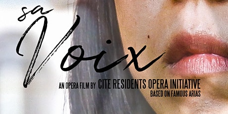 """Avant première """"Sa voix"""", par  Cité Residents Opera Initiative billets"""