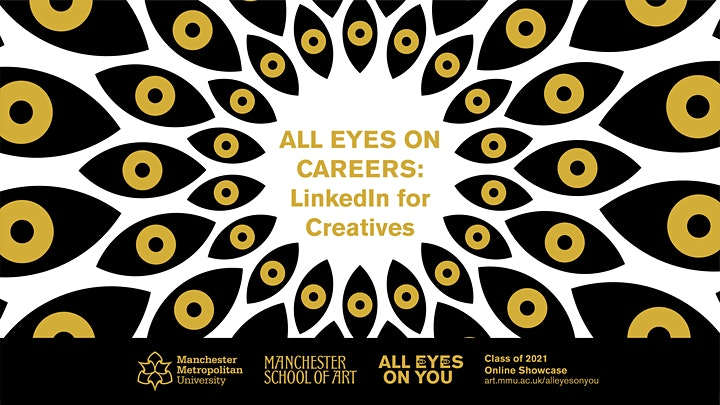 All Eyes On Careers: LinkedIn for Creatives image