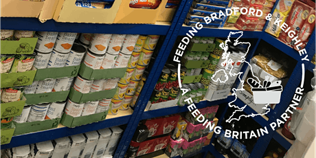 Getting Food - Feeding Bradford and Keighley Network Meeting July 2021 tickets