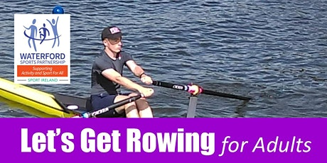 Let's Get Rowing for Adults tickets