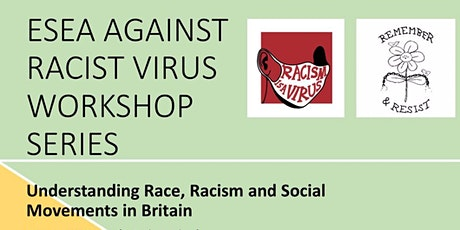 Understanding Race, Racism and Social Movements in the UK tickets