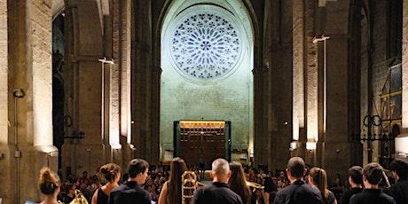 Concert de Festa Major amb l'Orquestra Simfònica Fusió Sant Cugat entradas