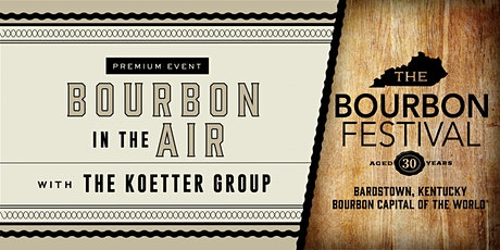 Bourbon in the Air tickets