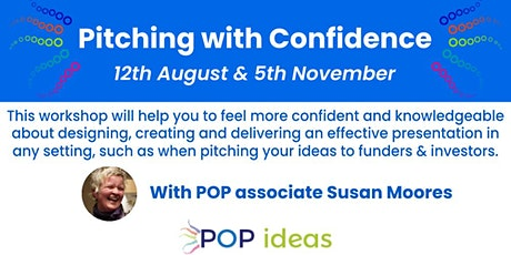 Pitching with Confidence tickets