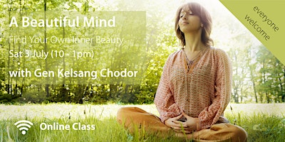 Half-Day Course – A Beautiful Mind (Sat 3 July)