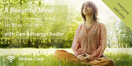 Half-Day Course - A Beautiful Mind (Sat 3 July) tickets