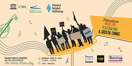 """""""Intercultural Music for Peacebuilding and Societal Change"""" tickets"""