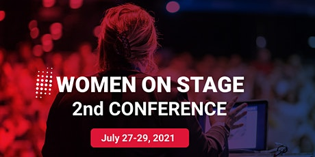 Women on Stage 2nd Conference tickets