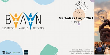 BUSINESSANGELS.NETWORK - Terzo Incontro Startup 2021 biglietti