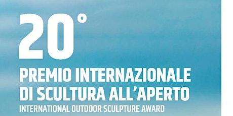 Premiazione ScoglieraViva. Premio internazionale di Scultura all'aperto biglietti
