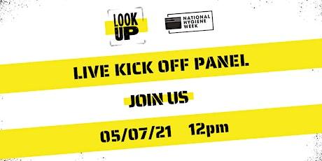 National Hygiene Week: Live Kick Off Panel tickets