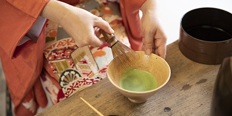 Weekend Culture Experience - Japanese Tea Ceremony Workshop in London tickets