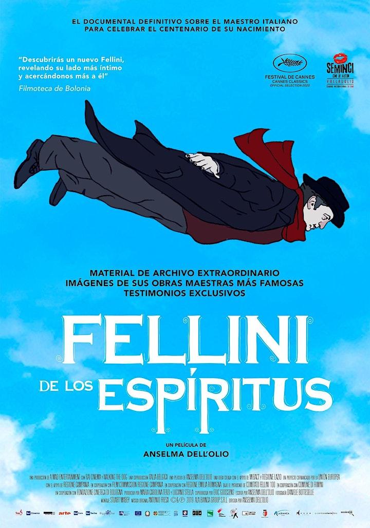 Imagen de FELLINI 20-20 (Y 17) FELLINI DEGLI SPITIRI Selma Dell´Olio, 2020.