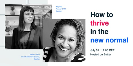 Thrive in the New Normal: Developing Your Brand in a Post-pandemic World tickets
