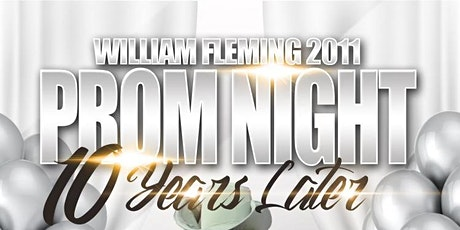 PROM NIGHT 10 YEARS LATER tickets
