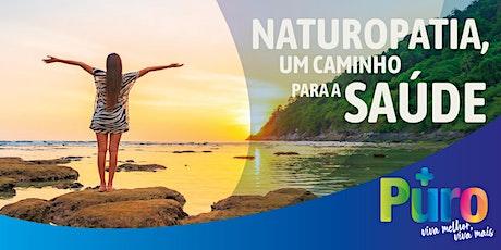 Naturopatia, Um Caminho Para a Saúde bilhetes