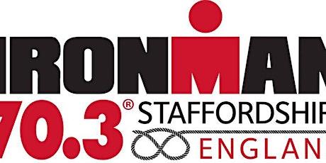 IRONMAN 70.3 Staffordshire 2021 tickets