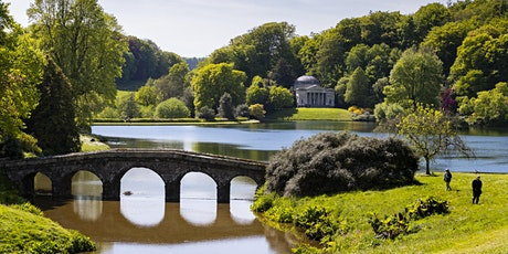 Timed entry to Stourhead (21 June - 27 June) tickets