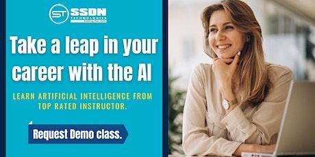 Book a Demo on Artificial Intelligence Course in Delhi biglietti