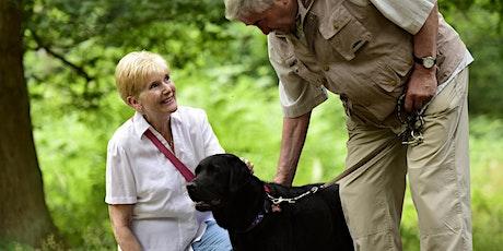 Sherwoof Dog friendly walk tickets