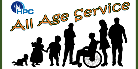 9.15am - All Age Service, Sunday 4th July tickets
