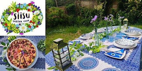 Siisu Nordic Midsummer Supper Club tickets