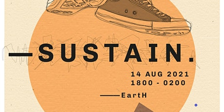 Sustain. | Pongo, The Turbans, Dizraeli, Mesadorm, Theo Bard tickets