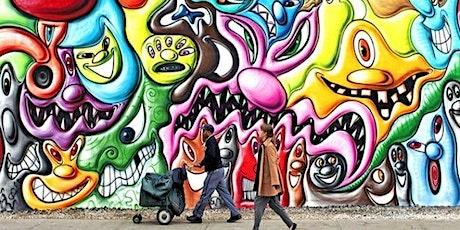 Spray Painting & Graffiti ! tickets