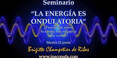 La energía es ondulatoria entradas
