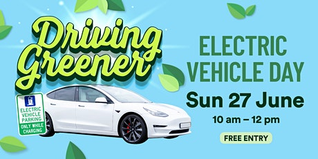 Electric Vehicle Information Day tickets